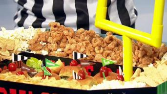 Food Tips to Make Your Super Bowl Party a Touchdown