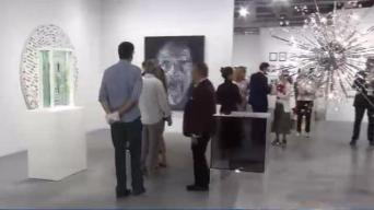 Miami Art Week Underway, Art Basel