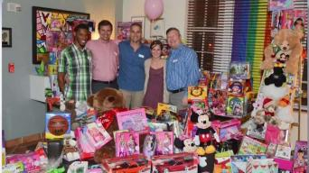 NBC 6 Pride: 'Holigay Toy Drive'