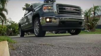 NBC 6 Responds Landscaper Damages Man's Truck