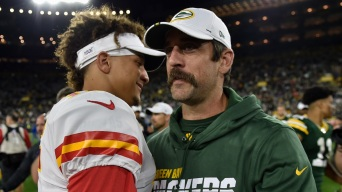 No Mahomes, as Packers and Chiefs Meet on Sunday Night Football