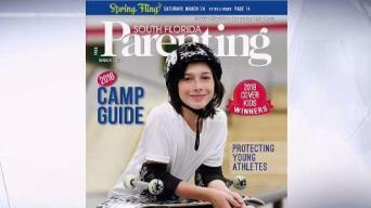 Parent to Parent: Cover Star of Parenting Magazine