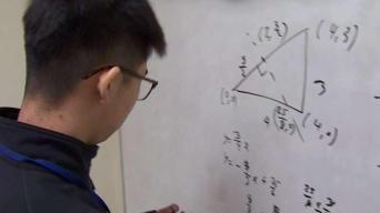 South Florida Mathletes Get Ready for Competition