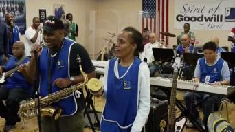 Goodwill South Florida's Band Shares Passion for Music
