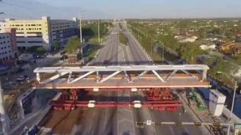 Victim Filing Lawsuit Against Companies Over FIU Bridge