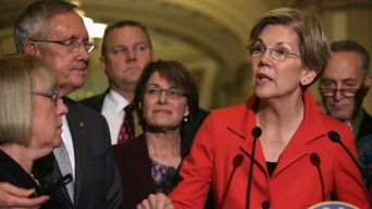 A Cold Call From Harry Reid Changed Elizabeth Warren's Life