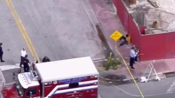 Worker Killed in Fall from Building on Miami Beach