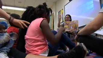 Summer Camp Helps At-Risk Kids Prepare for School Year