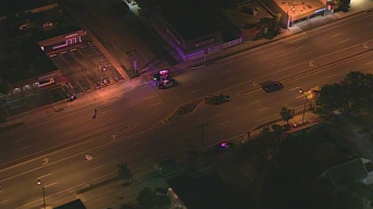 Pedestrian Struck and Killed on Hollywood Boulevard: Police
