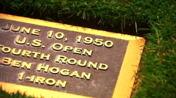 2013 U.S. Open Hole No. 18