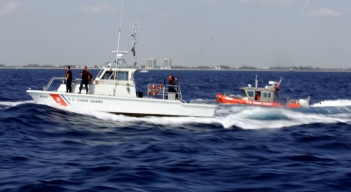 Coast Guard Suspends Search For Cuban Migrants Missing