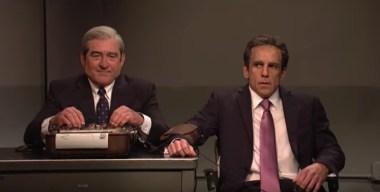 Robert De Niro, Ben Stiller Reunite on 'SNL'