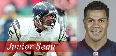 Junior Seau's Children Settle With NFL Over 2012 Suicide