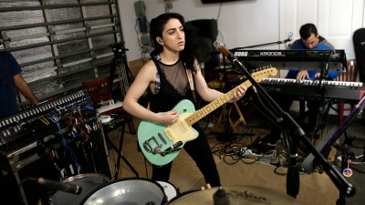 Emily Estefan Makes Debut on Billboard Charts