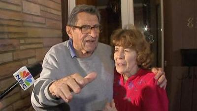 Joe Paterno Gives Wife House for $1