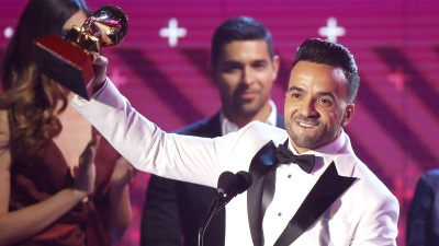 Latin Grammys Pay Tribute to Puerto Rico as 'Despacito' Wins