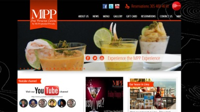 MPP in Brickell Serves Up Peruvian Fare