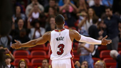 Wade Agrees to 1-Year Deal With Heat