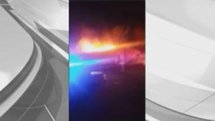 Firefighter Injured Fighting Ft. Lauderdale Blaze