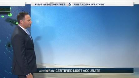 <p>NBC 6's Ryan Phillips has your First Alert Doppler 6000 Forecast for Thursday.</p>