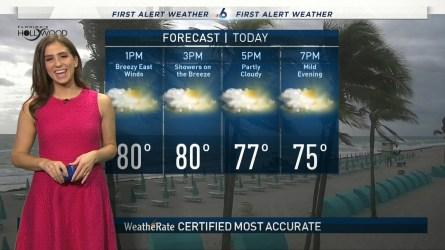 Orlando Doppler Weather Map.Miami Weather Forecast Maps And Doppler Radar Nbc 6 South Florida