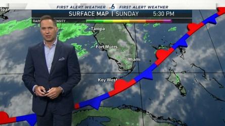 Miami Weather Forecast Maps And Doppler Radar Nbc 6 South Florida