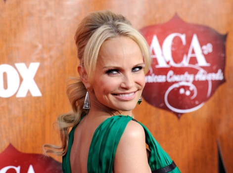 "Kristin Chenoweth is Ready to Get Letter-Perfect Bitchy in ""GCB"""