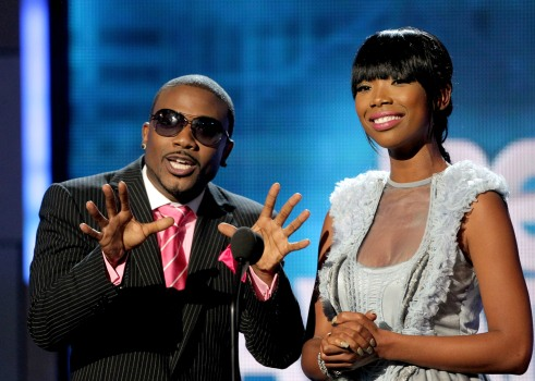 "Brandy's Bro Ray J Got Her On ""DWTS"" By Calling Her a Punk"