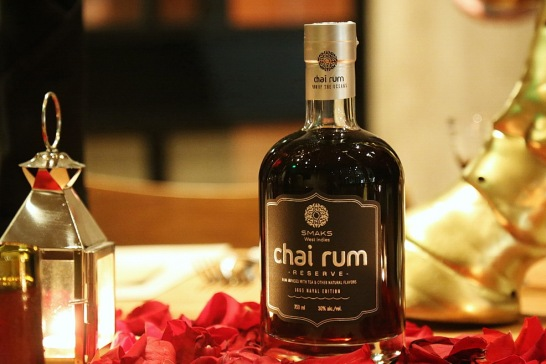 An Exclusive Chai Rum Dinner At The Ritz