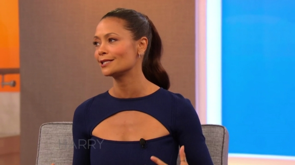 Thandie Newton About Her Audition for 'Westworld'
