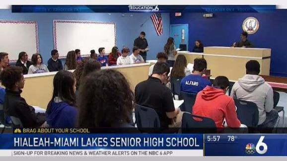 Hialeah Miami Lakes >> Brag About Hialeah Miami Lakes Senior High School
