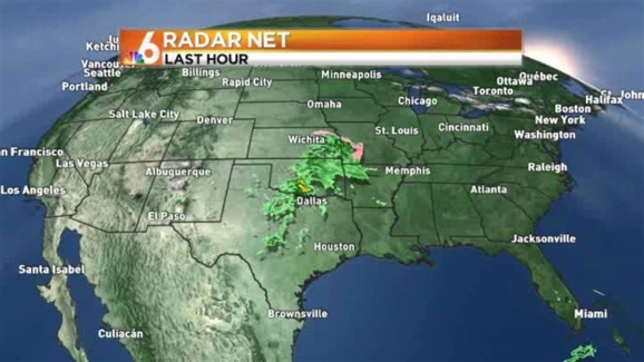 Weather Map Of Florida.Weather Forecast 7 Am December 13 2013 Nbc 6 South Florida
