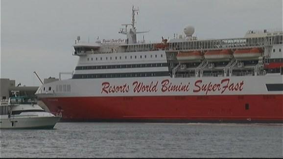 Days Later Bimini SuperFast Cruise Ship Remains Docked In Miami - Bimini superfast cruise ship
