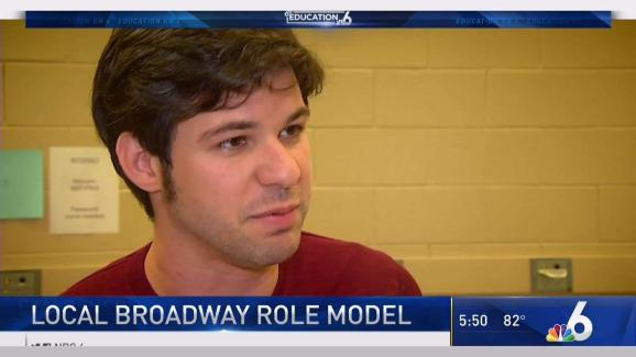 South Florida Man a Broadway Role Model