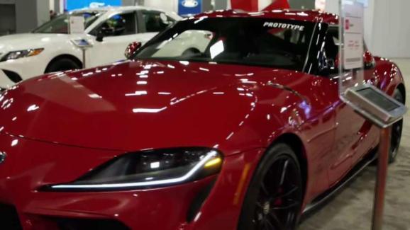 Miami Auto Show 2020.Test Drive 2020 Rides At Miami International Auto Show