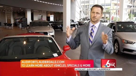 Autocast Audi Fort Lauderdale NBC South Florida - Audi fort lauderdale