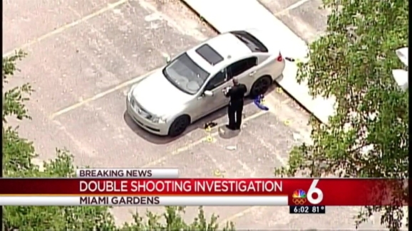 2 Shot During Robbery At Miami Gardens Park Nbc 6 South Florida