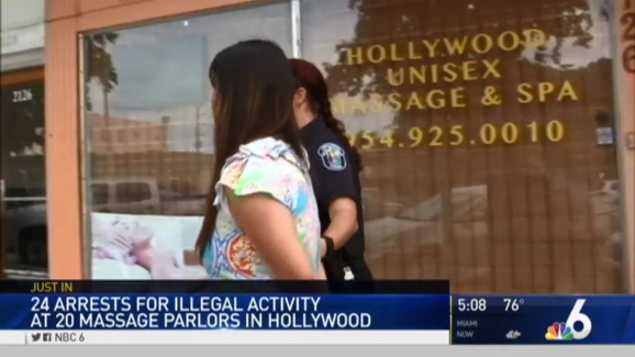 Prostitution In Hollywood Florida
