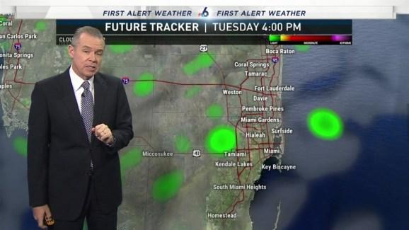 NBC 6 Evening Weather Forecast: Dec. 31, 2018   NBC 6 South Florida