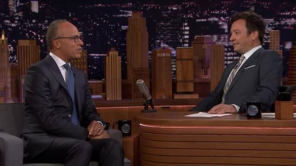 Tonight': Lester Holt Lived as Inmate in Maximum-Security