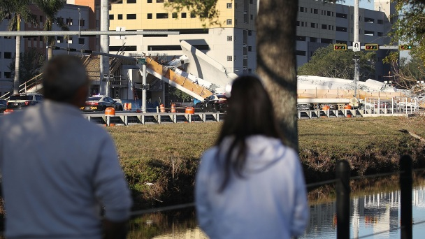 FIU Bridge Collapse One Year Later: Much Loss and Few Answers