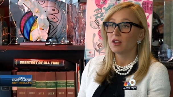 Advocate Takes Action on Monitoring Sex Offenders
