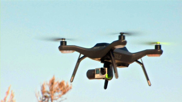Drones Are Newest Way Contraband Smuggled into Prisons