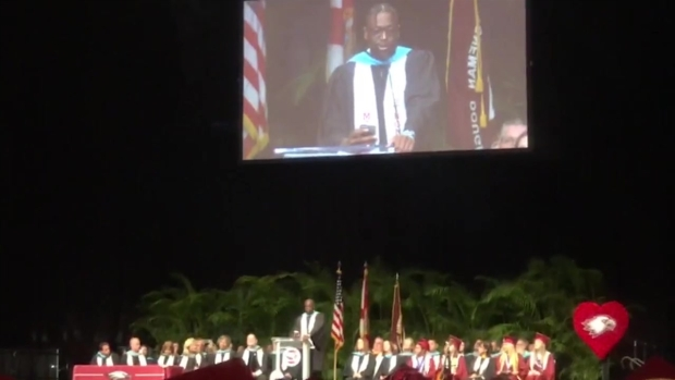 [MI] Wade Makes Speech at MSD Graduation