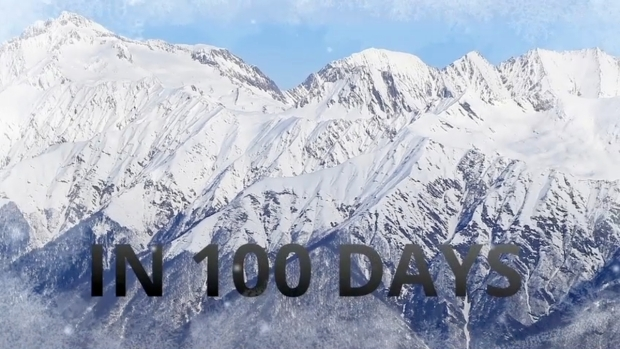 [NATL] 100 Days to Sochi Olympics