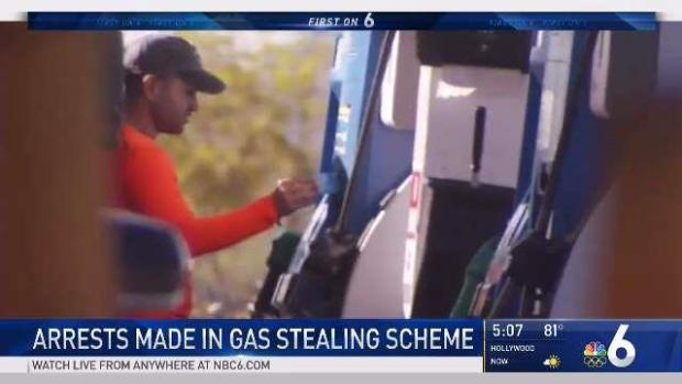 [MI] 11 Arrested in Miami-Dade Gas Stealing Scheme