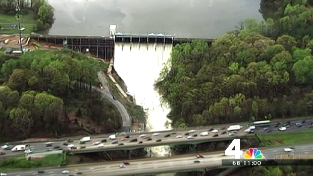 [DC] Residents Return Home After Flooding Evacuations