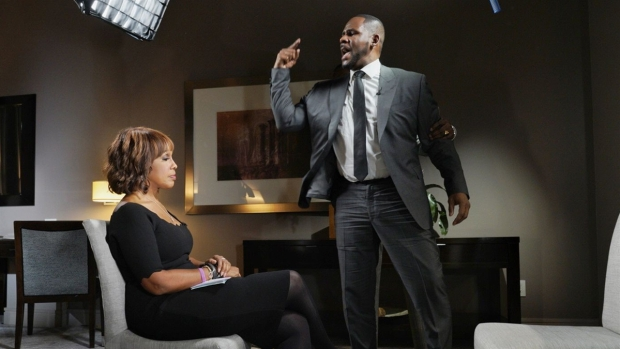 [NATL] R. Kelly Yells In Explosive Interview: 5 Biggest Bombshells