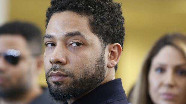 [NATL CHI] Chicago Releases 911 Calls From Jussie Smollett Incident