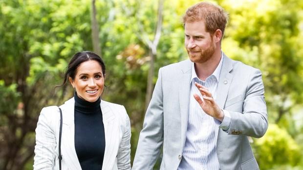 [NATL-AH] Prince Harry & Meghan Markle Launch Their Instagram Account